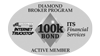 Diamond Broker Logo